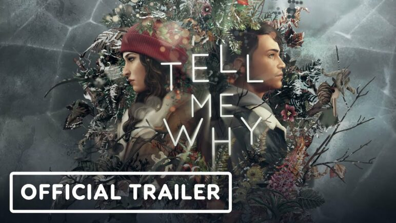 Tell Me Why - Official Trailer   Xbox Showcase 2020