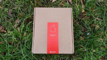 testování Vodafone Station krabice