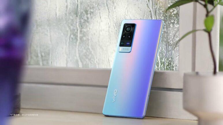 VIVO X60 / X60 Pro smartphone + OriginOS official
