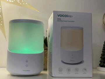 VOCOlinc VH1 MistFlow Air Humidifier svět androida