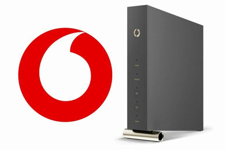 Vodafone Station modem testování