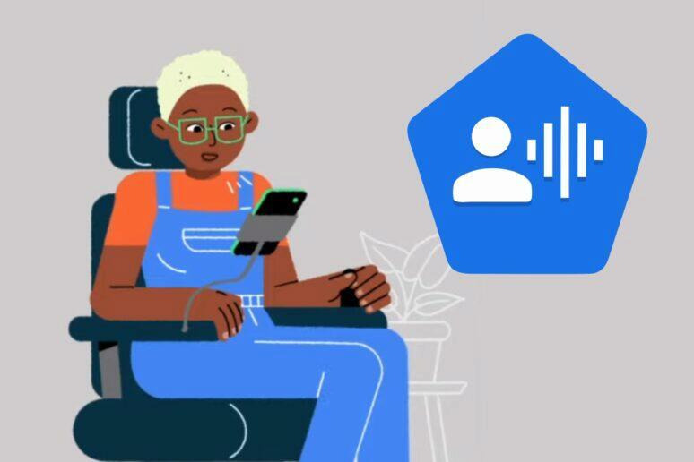 Voice Access nové příkazy
