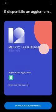 Xiaomi Mi 10 Lite 5G MIUI 12