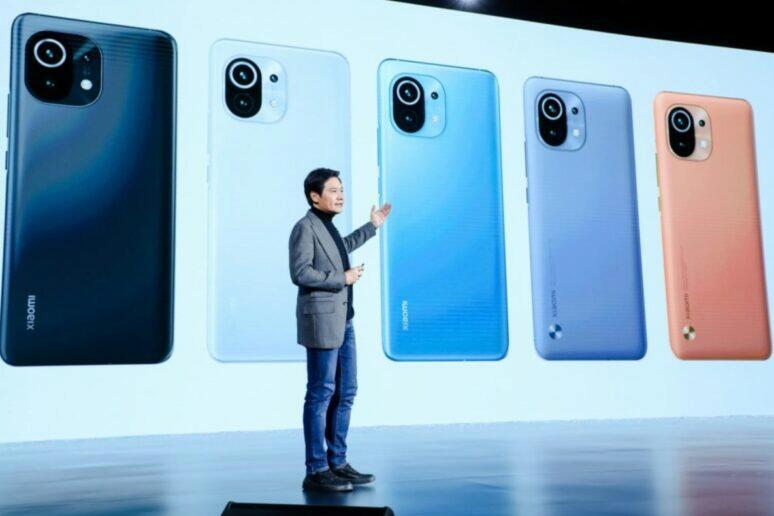 Xiaomi Mi 11 parametry ceny