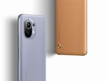 Xiaomi Mi 11 parametry ceny kožené varianty