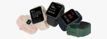 Xiaomi Mi Watch Lite specifikace barvy