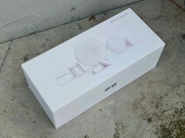 Xiaomi Mijia Mi Smart Sensor Set balení