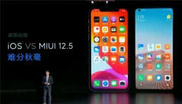 Xiaomi MIUI 12.5 oficiálně