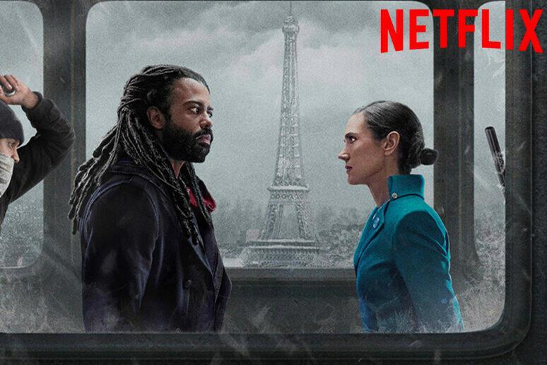 2. série Netflix seriálu Ledová archa