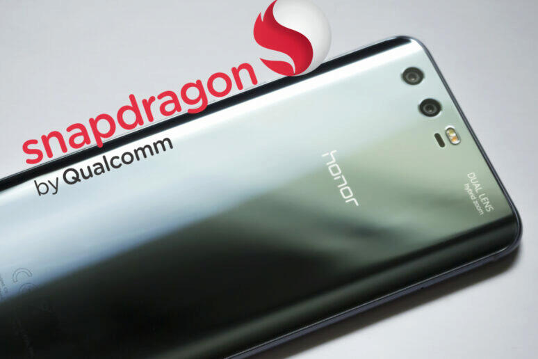 5g telefon honor snapdragon qualcomm