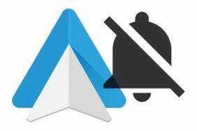 Android Auto jak vypnout hlasitá oznámení