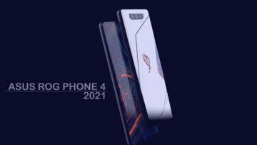 asus rog phone 4 snapdragon 888