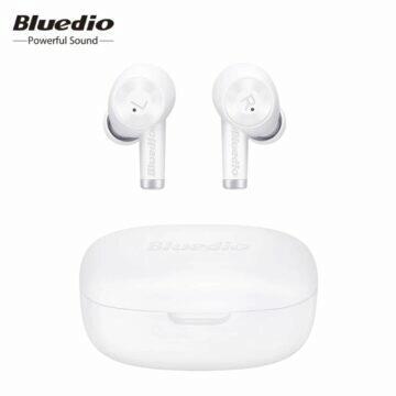 levná bezdrátová sluchátka z Číny Bluedio Ei