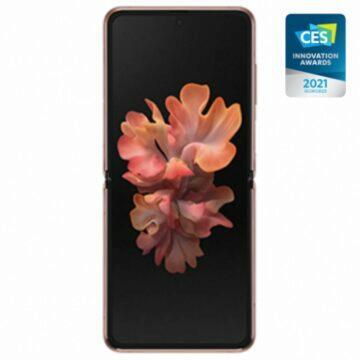 CES 2021 nejinovativnější mobily Samsung Galaxy Z Flip 5G