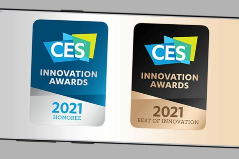 CES 2021 nejinovativnější mobily