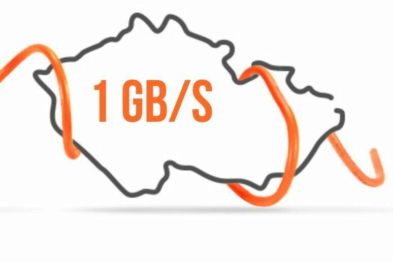 ČEZNet gigabitové připojení