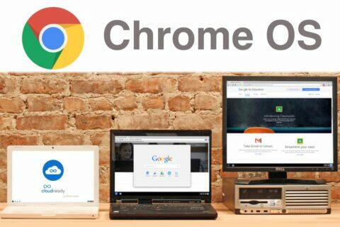 CloudReady OS zdarma Chrome OS