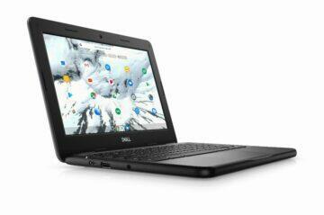 Dell Chromebook 3100 oficiálně