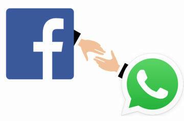 WhatsApp přenos uživatelských dat