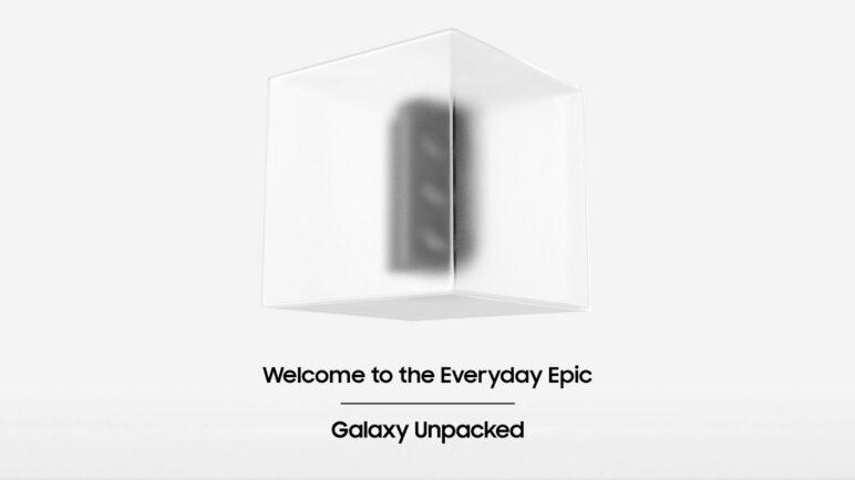 Galaxy Unpacked January 2021: Livestream