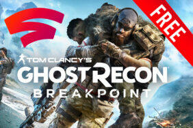 ghost recon breakpoint zdarma