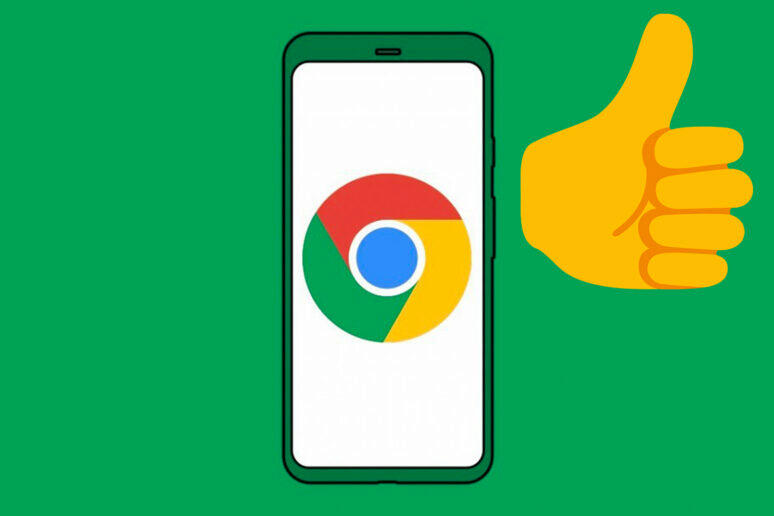 Google Chrome na Android novou skvělou funkci. O co jde_