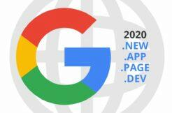 google inspirativní weby aplikace 2020
