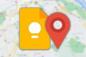 Google Keep připomenutí podle polohy