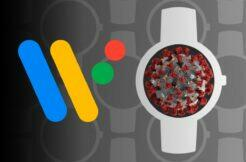 Google odhalování nakažených Covid-19 pomocí hodinek