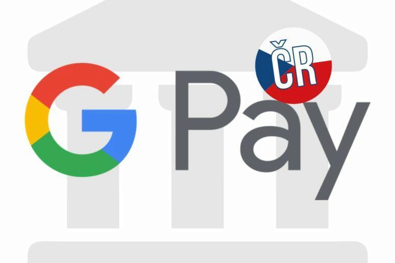 Google Pay banky ČR