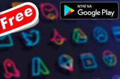 google play icon packy zdarma