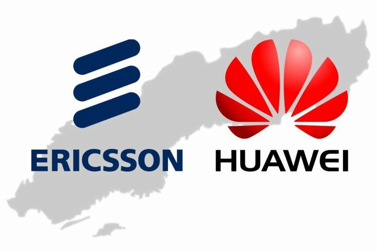 Huawei Ericsson 5G ve Švédsku
