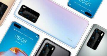 Huawei P40 Pro - Google Zprávy na necertifikovaných Androidech