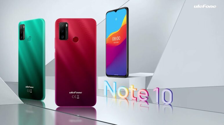 Introducing the Ulefone Note 10