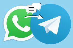 Jak přesunout WhatsApp zprávy na Telegram