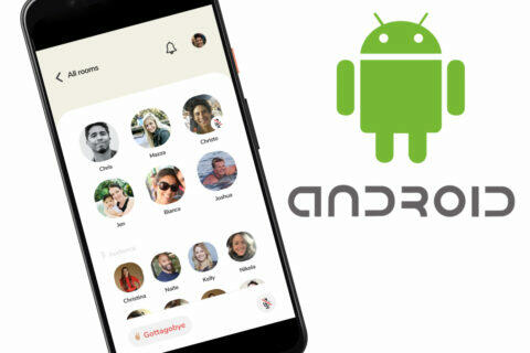 jak to bude s android verzi clubhouse