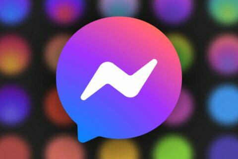 jak změnit barvu Messenger chatu