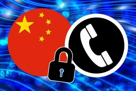 kvantově šifrované hovory SIM v Číně