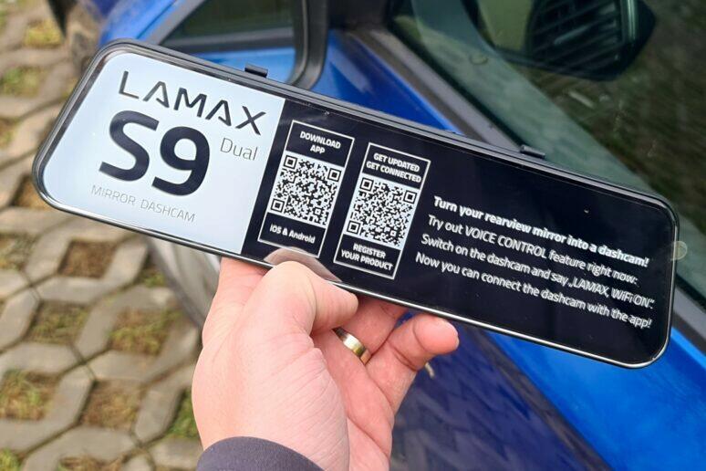 LAMAX S9 Dual testování