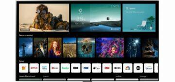 LG představilo webOS 6.0 oficiálně
