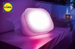 LIDL LIVARNOLUX Dekorativní LED smart světlo