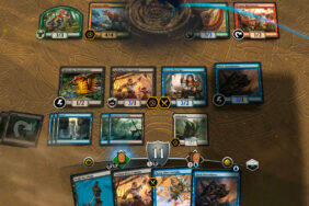 Magic- The Gathering Android