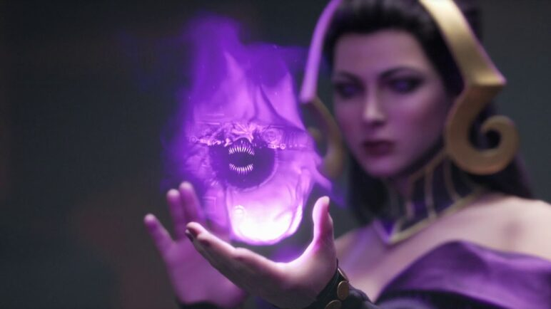 Magic: The Gathering Arena – Launch Gameplay Trailer (Official)