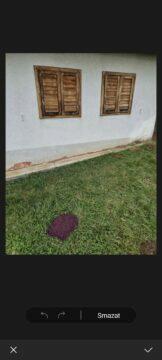 mazání objektů hlína 2