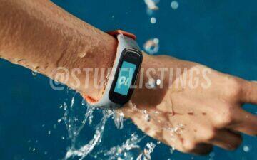 náramek OnePlus voda