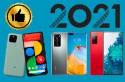 Nejlepší mobilní telefony do 17 000 Kč