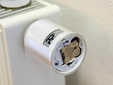Netatmo smart radiator valves baterie