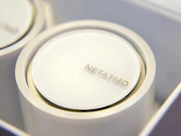 Logo Netatmo Smart Radiator Valves