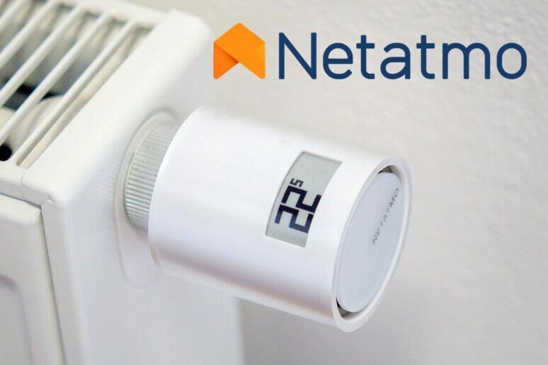 Netatmo Smart Radiator Valves