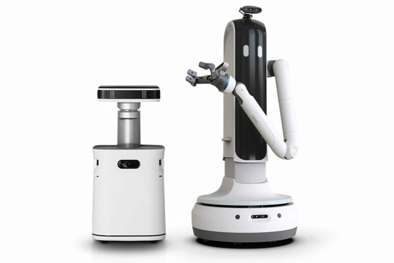 nový robot samsung bot